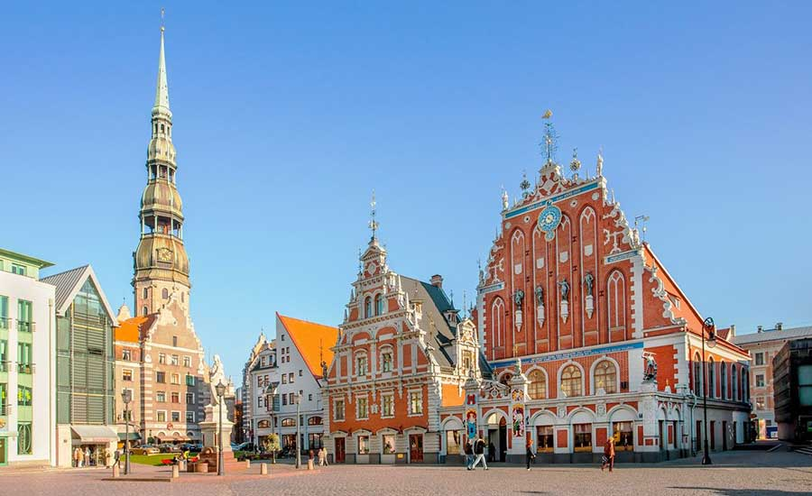 città di Riga