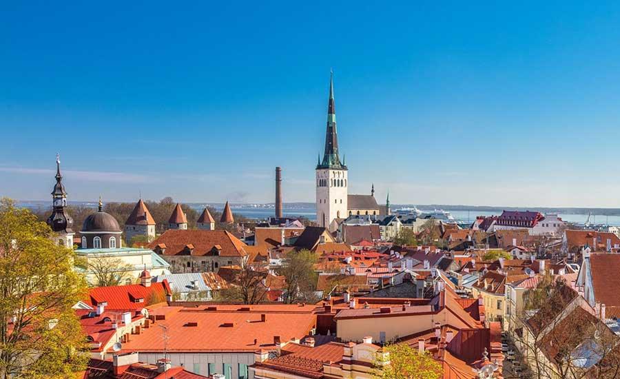 город Таллинн