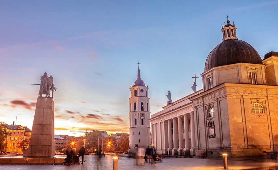 Vilnius City Quest
